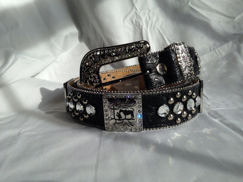 Rhinestone Belts - All That Glitters