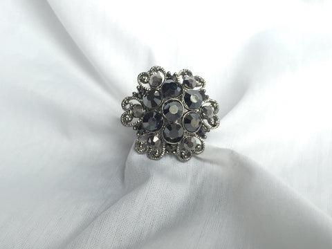 Adjustable Ring - All That Glitters