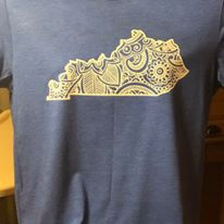 Kentucky Mandala T-shirt