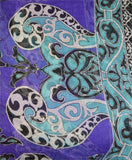 Paisley Print Infinity Scarf - All That Glitters - 8