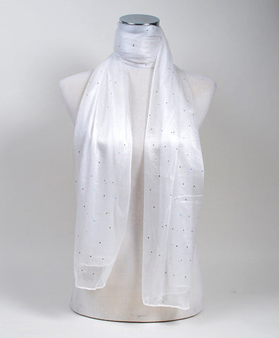 Sheer Sparkle Scarf - All That Glitters