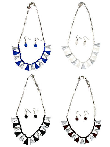 Necklace and Earring Set - All That Glitters