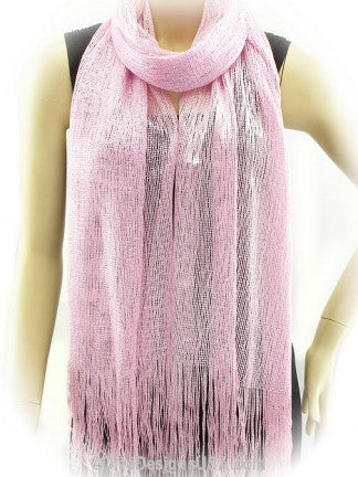 Shimmering Scarf/Shawl - All That Glitters - 3