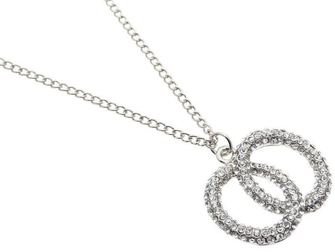 Infinity Necklace - All That Glitters