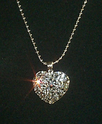 Heart Necklace - All That Glitters
