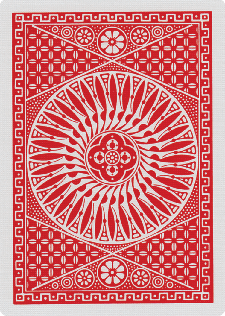 Tally Ho - Circle Back Red