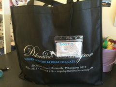 Carry Bag from Deloraine Cattery