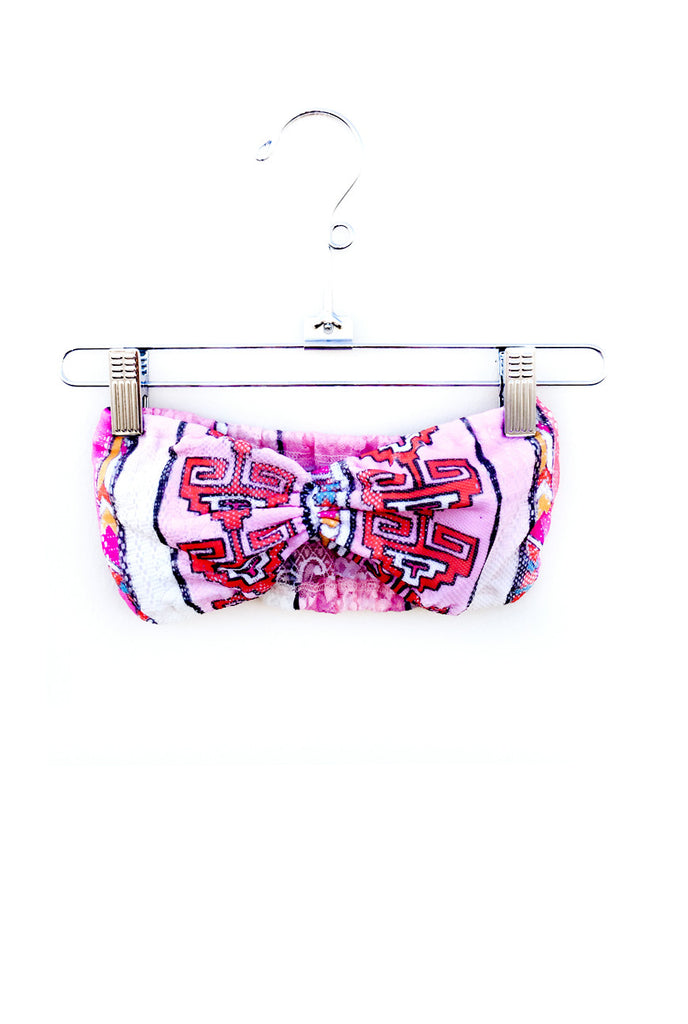 Valentine Tribal Lace Bandeau - Save The Parade