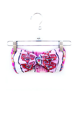 Heart Tribal Lace Bandeau