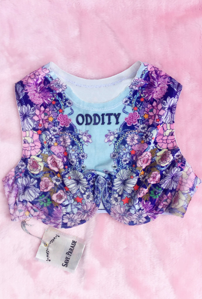 Oddity ★ Boyd Crop SAMPLE