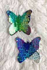 Rainbow Monarch ★ Sequin Pastie