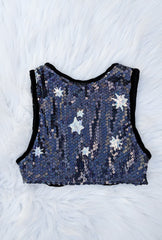 Moon Child ★ Boyd Crop Bra