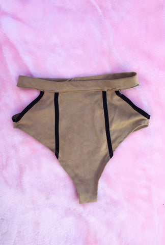 Suede High Waist Small