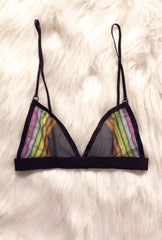 Night Tripper ★ Grace Bralette SAMPLE