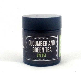 Equilibrium Natural Collections green tea and cucumber eye 40g gel