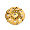 Concrete Grinding Discs Brown Gold