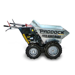 Mini Dumper Power Wheel Barrow Engine Drive