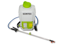 Scintex Rechargeable backpack power sprayer