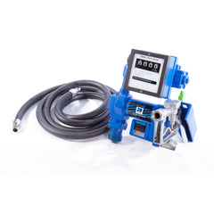 diesel and unleaded petrol drum fuel pump