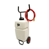 Water dust suppression trolley tank electric