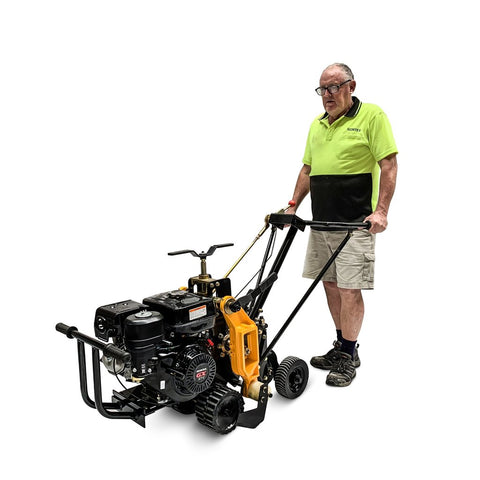 Paddock Self Propelled Turf Cutter