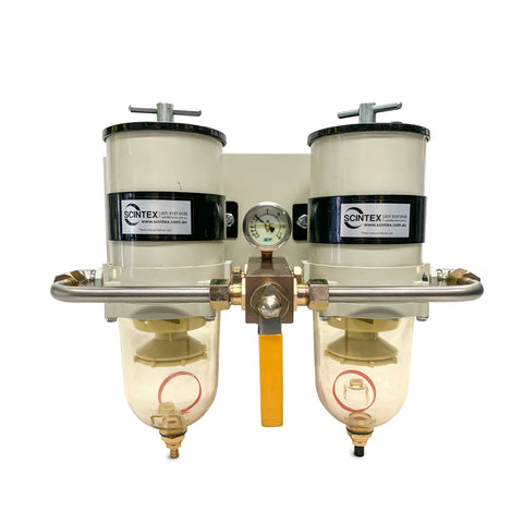 Fuel Filter Water Separator Duplex