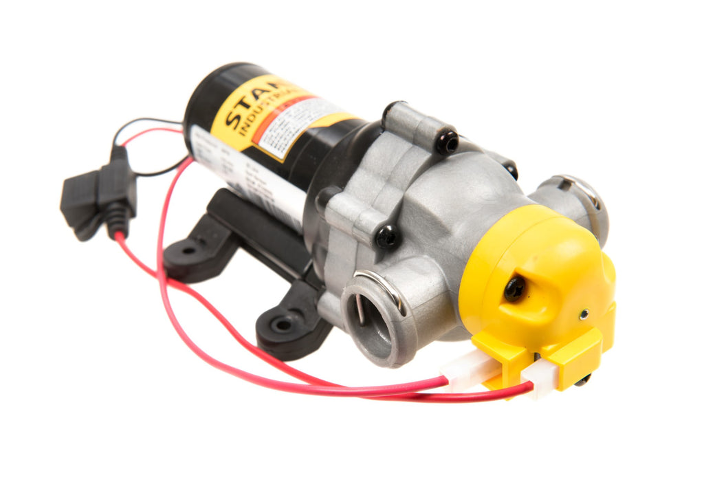 Stanley Spot and Broadcast Sprayers for Quad Bikes and ATVs