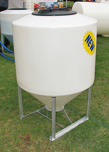 Cone Bottom Tanks Scintex Australia
