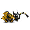 mini loader excavator digger attachment