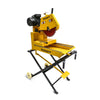 Paddock electric brick table saw wet cut