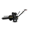 heavy duty manual trencher each moving