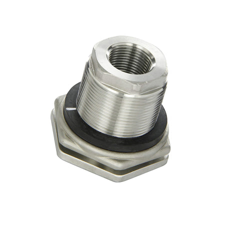 Tank Outlet Stainless Steel