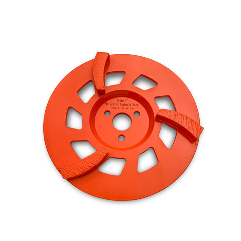 Concrete Grinder Diamond Discs (175mm)