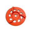 Concrete Grinder Diamond Disc 175mm