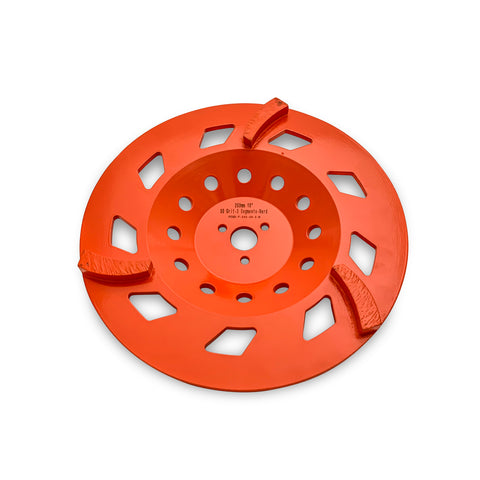 Concrete Grinder Diamond Discs (250mm)
