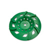 concrete floor surface preparation grinder discs