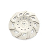 concrete polishing grinder discs pads cups