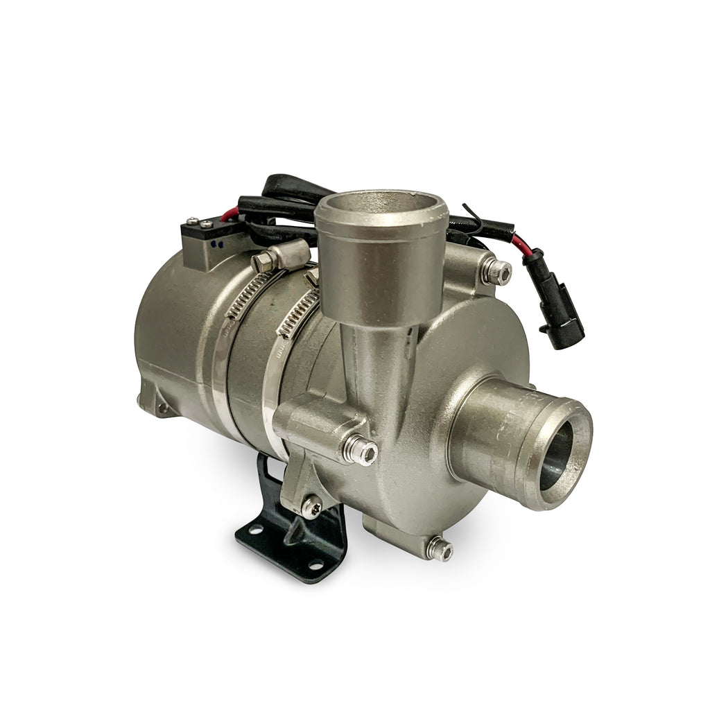 24v brushless motor water glycol pressure pump high discharge head