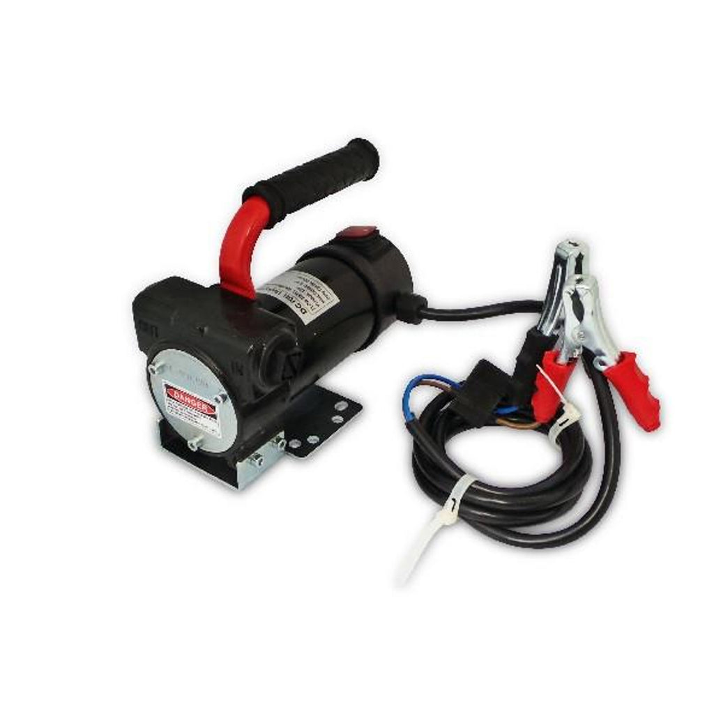 12v diesel transfer pump with leads 40lpm fuelling refueling