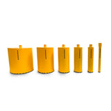 Concrete Diamond Core Drill Bits