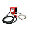 diesel pump bowser digital flow meter kit