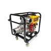 "diesel engine driven water transfer pump irrigation farming 4"" 6"" high flow"