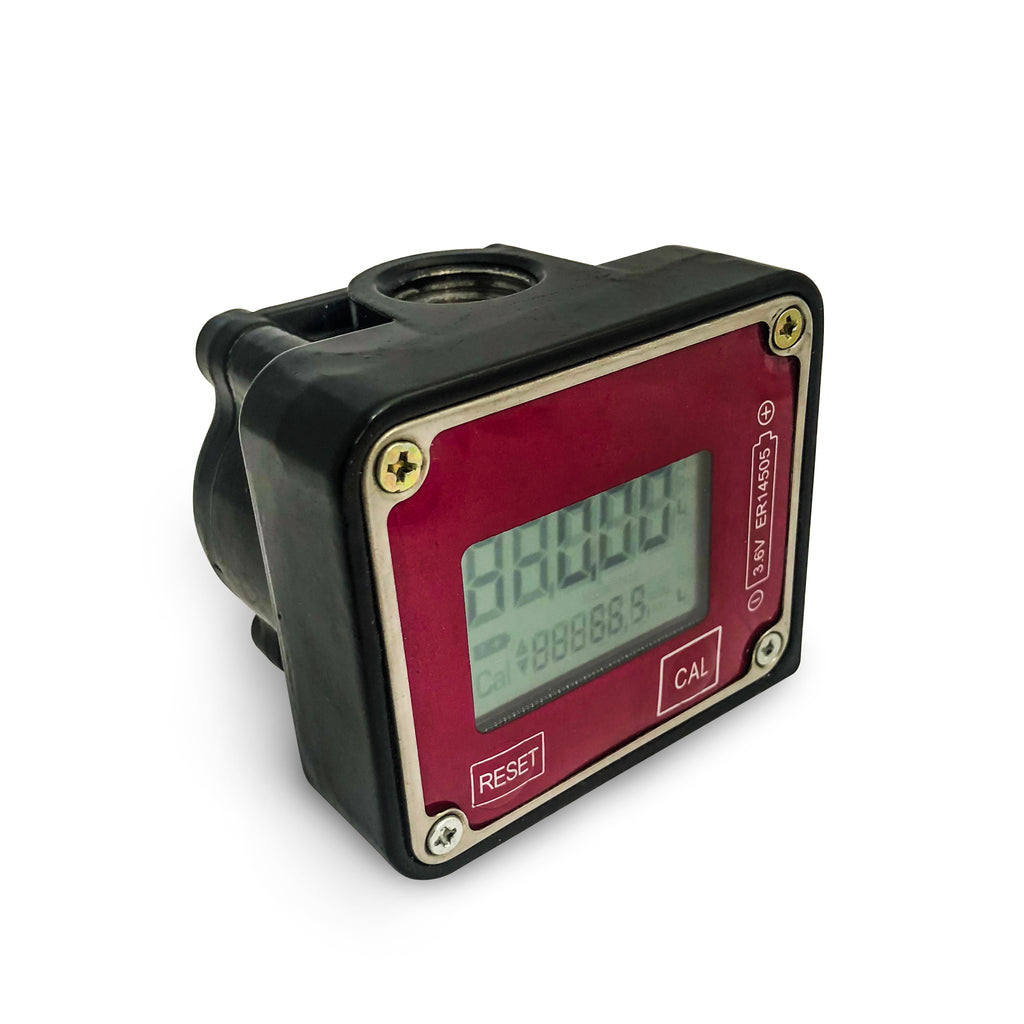 Digital Oil Diesel Flow Meter