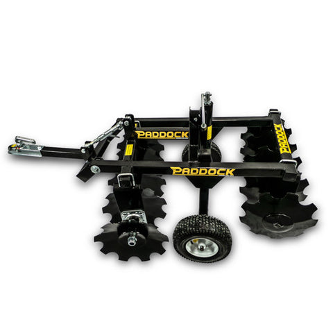 Paddock Disc Harrows