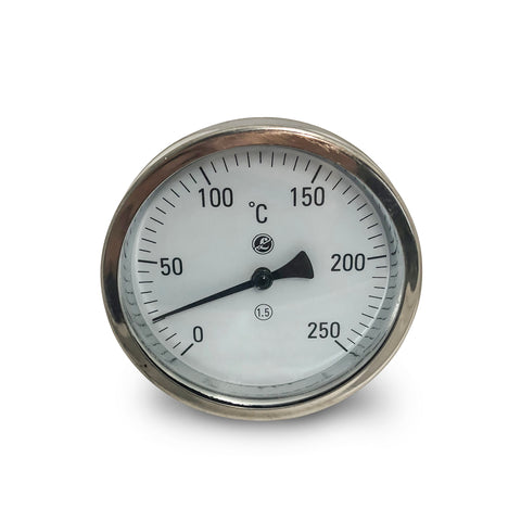 Drum Temperature Gauge
