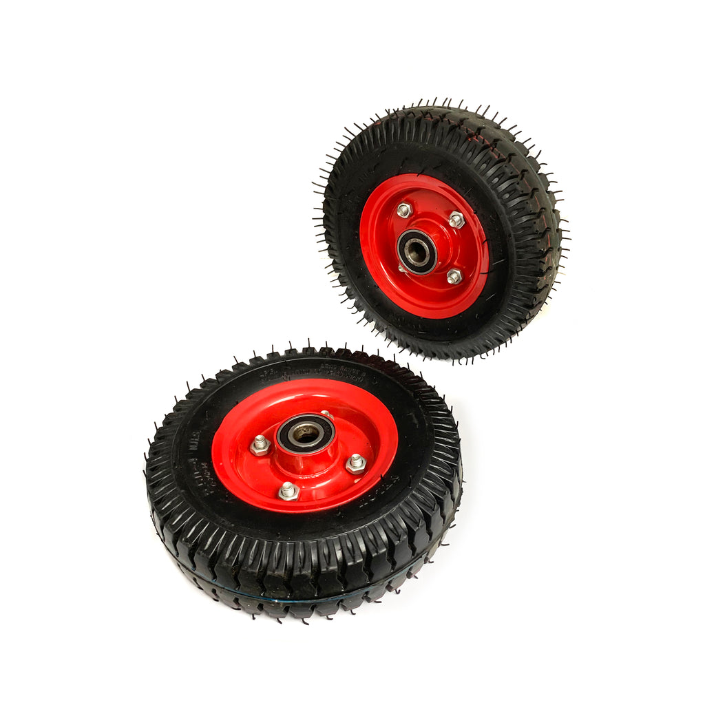 Paddock Dust Suppression Water Tank Sprayer Trolley Spare Wheels