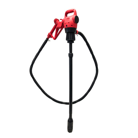 Diesel Drum Pump - Dual Voltage
