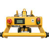 concrete floor surface prep equipment machiners grinders polishers
