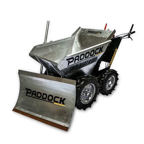 Motorized Petrol Engine Power Wheel Barrow Mini Dumper