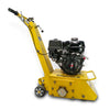 Honda concrete scarifying machine equipment